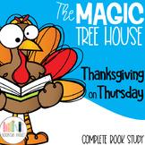Thanksgiving on Thursday Magic Tree House Book Companion