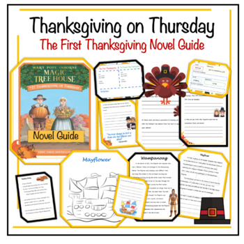 Thanksgiving on Thursday - The First Thanksgiving Unit -Co