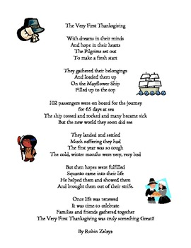 Thanksgiving or November Poem