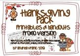 Thanksgiving pack - PROMO version