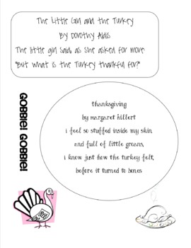 Thanksgiving poem collection