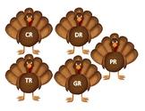 Thanksgiving -r blend matching