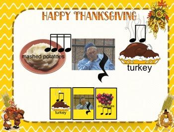 Thanksgiving rhythms #4
