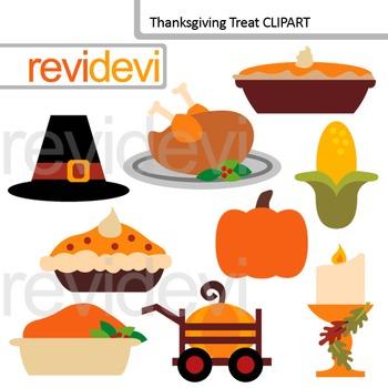 Thanksgiving treat clip art