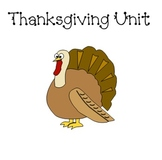Thanksgiving unit for a smartboard: pilgrims and native am
