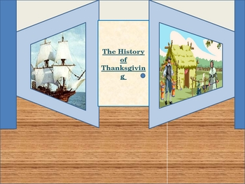Thanksgiving virtual museum