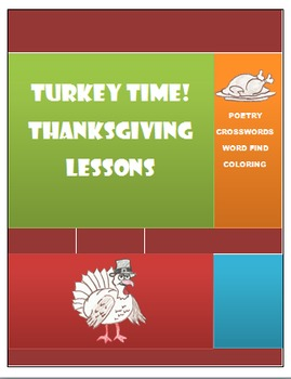 Thanksgiving Work Packet