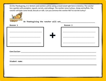 Thanksgiving writing prompt: Don't eat the turkey!