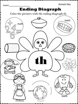 Thanksving Math and Literacy Activities (first and second grade)