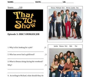 That `70s Show Season 1 Episode 5