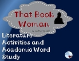 That Book Woman Reading Comprehension Activities and Academic Vocabulary Study