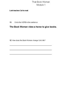 That Book Woman Test Wit and Wisdom