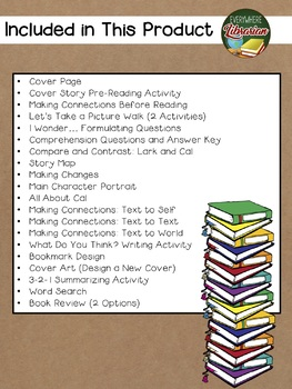 That Book Woman by Henson 22 Book Extension Activities NO PREP