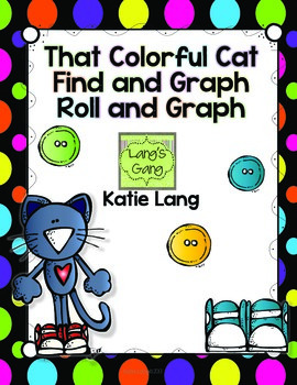 That Colorful Cat Find and Graph, Roll and Graph