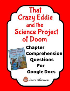 That Crazy Eddie and the Science Project of Doom, questions and answers