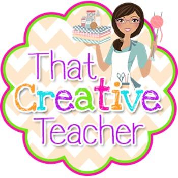 That Creative Teacher Easy Credit Button