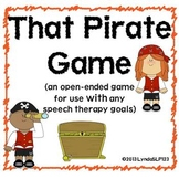 That Pirate Game (open ended card game)