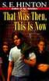 That Was Then This is Now by SE Hinton Activity Bundle -Co