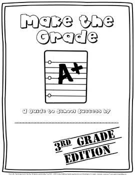 That's All, Third Grade: End of the Year Reflections and Activities