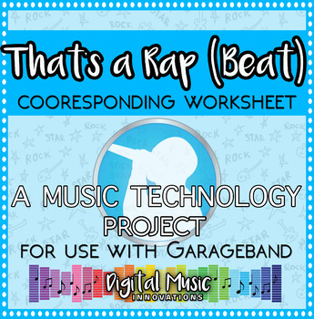 That's a Rap (Beat) Worksheet