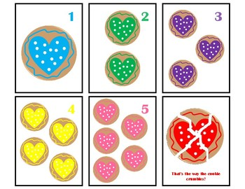 That's the Way the Cookie Crumbles - Valentine's Day Edition