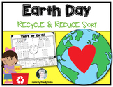 That's My Earth! {Reduce and Recycle} Sort for Earth Day