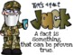 That's a Fact, Jack!  {A QR Freebie}