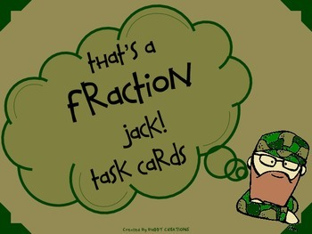 That's a Fraction Jack