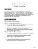 The Thawing Chicken Task - Logarithmic Functions