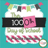 The 1,000th Day of School - A 5th Grade Celebration! *The Red Apple Exchange*