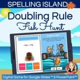 The 1-1-1 Doubling Spelling Rule Digital Hunt Game
