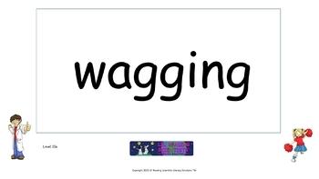 Suffix Doubling Rule - Flip Chart (1-1-1 Rule) (OG)