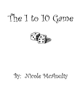 The 1 to 10 Game