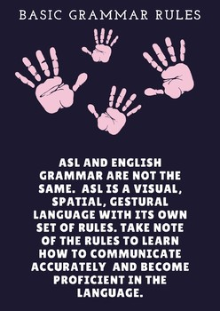The 10 Basic Grammar Rules