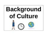 The 10 Cultural Universals Bulletin Board Set
