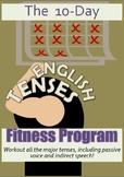 The 10-Day English Tenses Fitness Program!