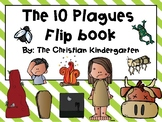 The 10 Plagues Flip Book