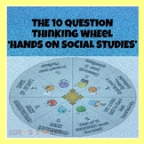 Hands on History:  The 10 Question Inquiry Routine