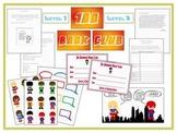 The 100 Book Club Challenge Level 1 & 2 - Reward Certificates, Display & More!