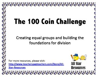 The 100 Coin Challenge