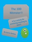 The 100 Monster!
