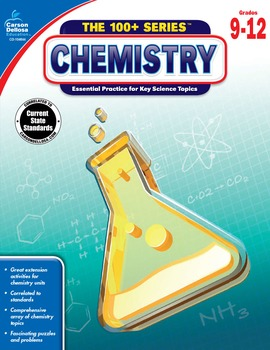 The 100+ Series Chemistry Grades 9-12 SALE 20% OFF 104644