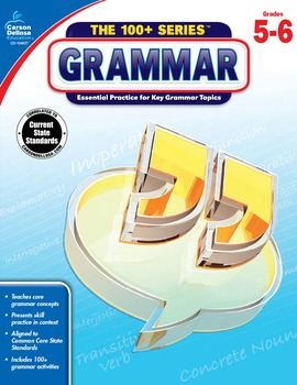The 100+ Series Grammar Grades 5-6 SALE 20% OFF 104837
