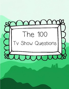 The 100 Tv Show Guide