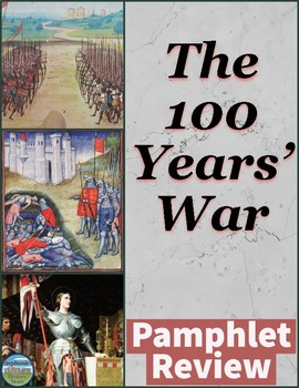 The 100 Years' War Review Activity