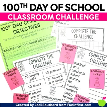 The 100th Day Challenge