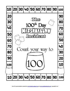 The 100th Day Marshmallow Incident