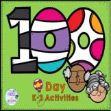 The 100th Day of School: K-2 Activities