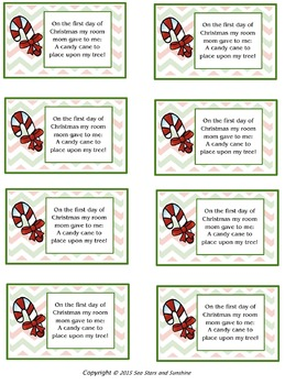 12 Days Of Christmas Gift Ideas.The 12 Days Of Christmas A Poem Gift Idea