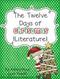 Christmas Book Activities